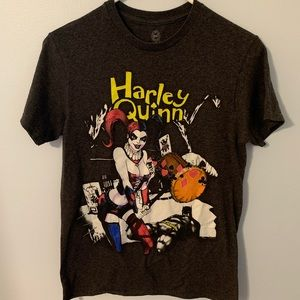 DC Comics Harley Quinn small men's T-shirt